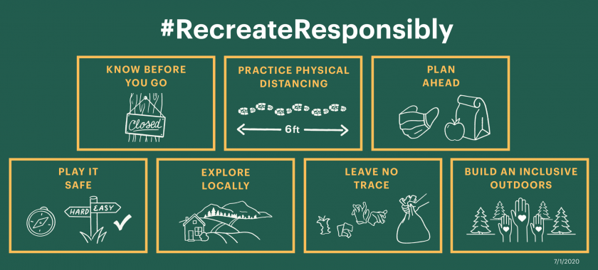 7 tips to recreate responsibly