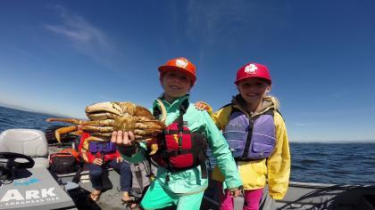 Crab seasons and areas   Washington Department of Fish & Wildlife