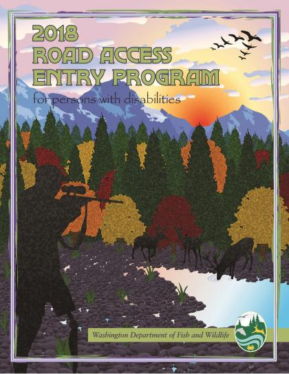Road Access Entry Program booklet cover