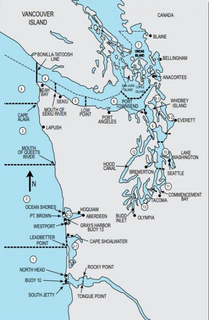 Puget Sound Recreational Crab Seasons Kick Off July 4 In Most Areas Areas Around Tacoma South Puget Sound And South Hood Canal Are Closed To Promote Dungeness Crab Recovery Washington Department