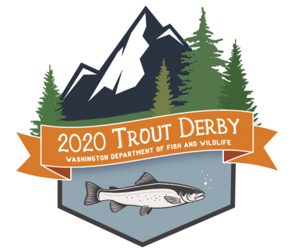 2020 Trout Derby Washington Department Of Fish Wildlife