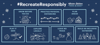 Seven tips to recreate responsibly