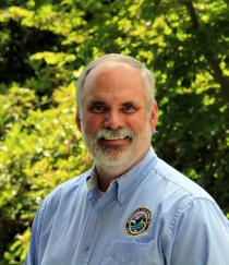 Photograph of North Central Region Director, Jim Brown