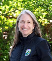 Photograph of Deputy Director, Amy Windrope.
